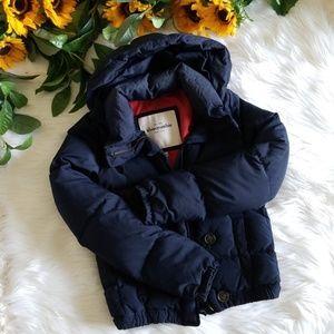 Abercrombie Kids Puffer Down Coat
